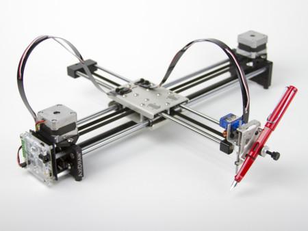 Este increíble robot dibujante puede firmar por ti o imitar tu letra a la perfección