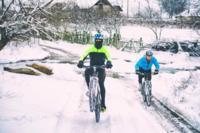 Cómo protegernos del frío para montar en bici en invierno