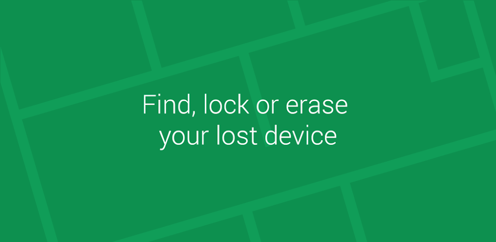 Find my device, Google now will locate your mobile lost map-inner