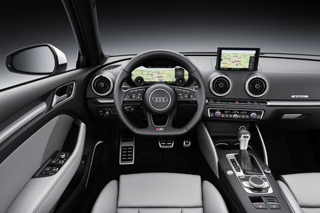 Audi A3 Sportback e-tron interior