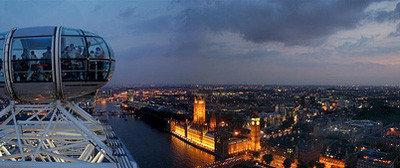 La foto de la semana: London Eye