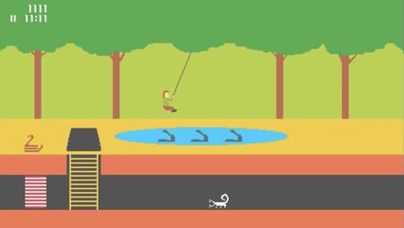 Han puesto a este algoritmo a jugar al Pitfall de Atari y, aunque los anteriores eran incapaces de hacer ni un solo punto, ya mejora a los humanos
