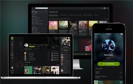 Spotify cambia de look y nos permite organizar mejor nuestra música