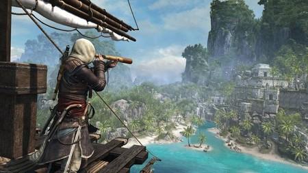 'Assassin's Creed IV: Black Flag' nos muestra 13 minutos de jugoso gameplay