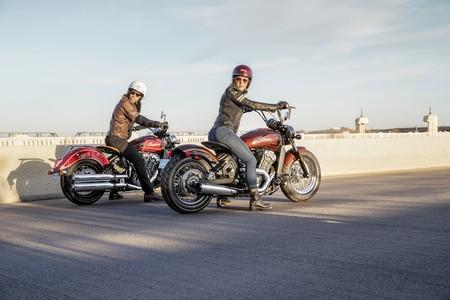 La Indian Scout cumple 100 años, y la marca lo celebra con dos nuevas motos especiales