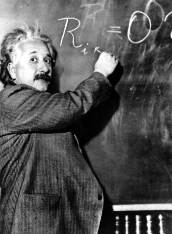 ¡Ya lo decía Einstein!