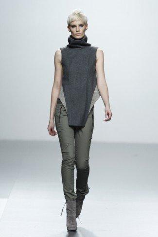 Sara Coleman Otoño-Invierno 2011/2012 en la Cibeles Madrid Fashion Week
