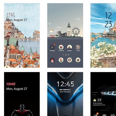 Temas para Android: qué son, cómo se instalan y de dónde puedes descargarlos