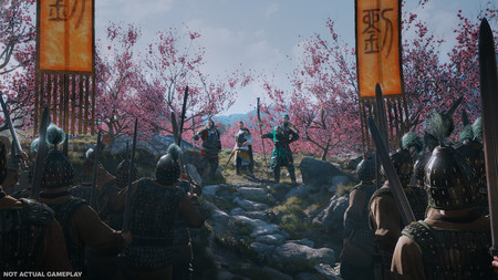 Total War: THREE KINGDOMS se muestra en movimiento, y es absolutamente épico [E3 2018]