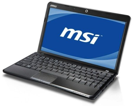 MSI Wind12 U250, con AMD Athlon II Neo