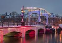 Puentes de Amsterdam: el Magere Brug