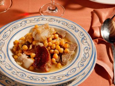 La Ruta del Cocido Madrileño 2016