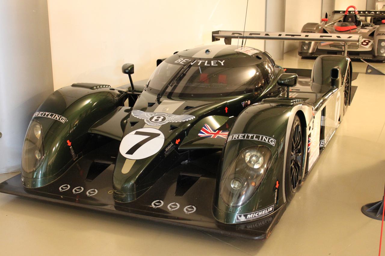 Foto de Museo 24 horas de Le Mans (74/246)