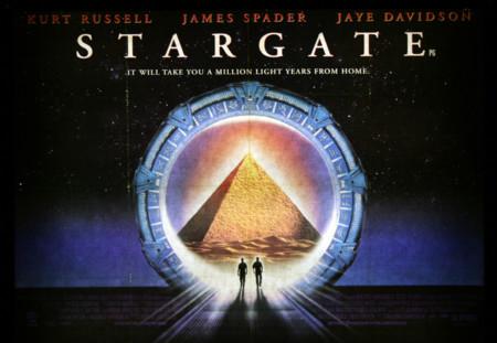 Ciencia Ficción Stargate Puerta A Las Estrellas De Roland Emmerich