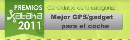 Mejor GPS/gadget para el coche de 2011, vota por su preferido