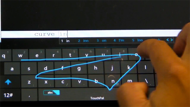 TouchPal Windows 8