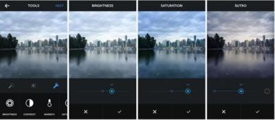 Instagram se actualiza con ajustes más precisos para nuestras fotografías