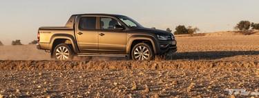 Probamos la Volkswagen Amarok: una pick-up de 258 CV que da gusto conducir dentro y fuera del asfalto