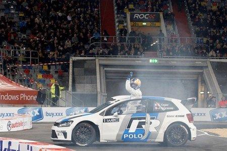 Sebastian Vettel podría probar el Volkswagen Polo R WRC