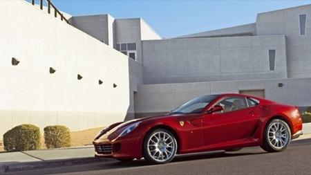 Ferrari 599 HGTE, versión deportiva para Ginebra