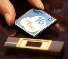 Samsung, NAND de hasta 32 gigas