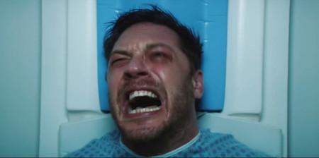 'Venom': por fin vemos a Tom Hardy como rival de Peter Parker y el antagonista de Spider-Man en el nuevo teaser tráiler