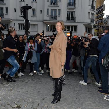 Mango se cuela en el street style de las Semanas de la Moda con Gigi Hadid, Sofia Sanchez de Betak, Pixie Geldof y Bella Hadid