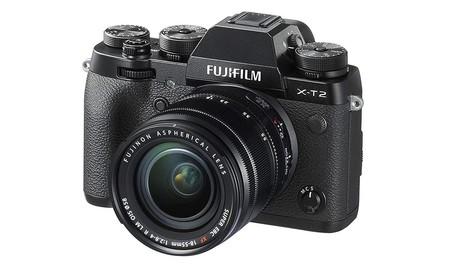 La Fujifilm X-T2 con objetivo 18-55, baja hasta los 940,41 euros, ahora, en Amazon