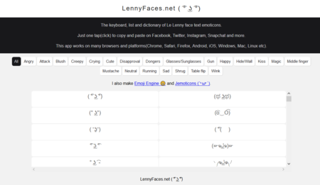Lennyfaces Net