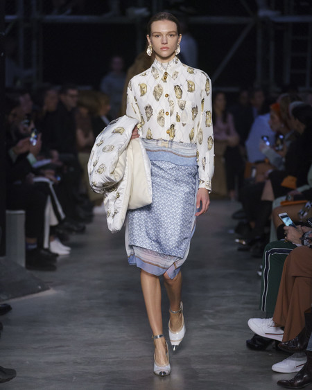 Burberry Autumn Winter 2019 Collection Look 98