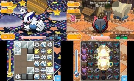 Lugia y el original Safari llegan a Pokémon Shuffle