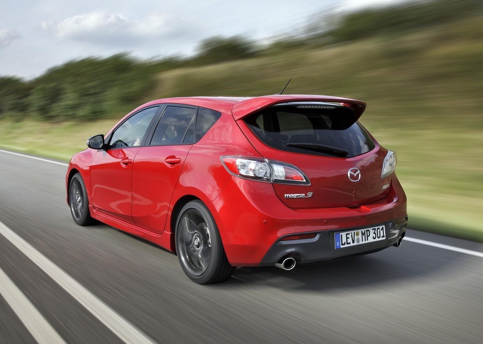 Foto de Mazda Mazdaspeed3 (19/20)