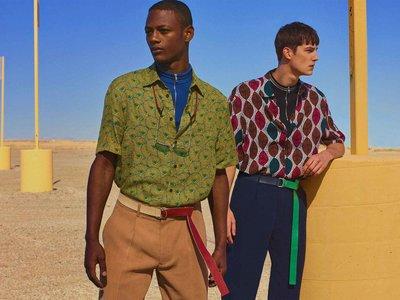 Zara se inspira en los prints sudafricanos para una fantástica colección de primavera