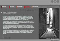 Presentados los premios internacionales Henri Cartier-Bresson