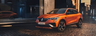 "El Renault Arkana es la nueva alternativa ""SUV coupé"" del Captur"