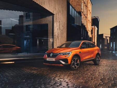 """El Renault Arkana es la nueva alternativa """"SUV coupé"""" del Captur"""