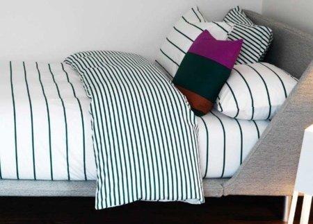 Llévate las rayas a la cama