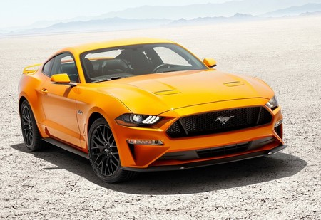 Ford Mustang Gt 2018 1280 03