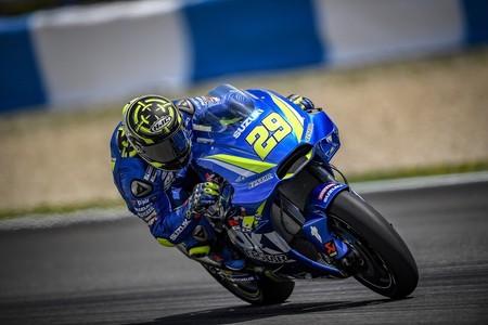 Andrea Iannone Gp Espana Motogp 2018