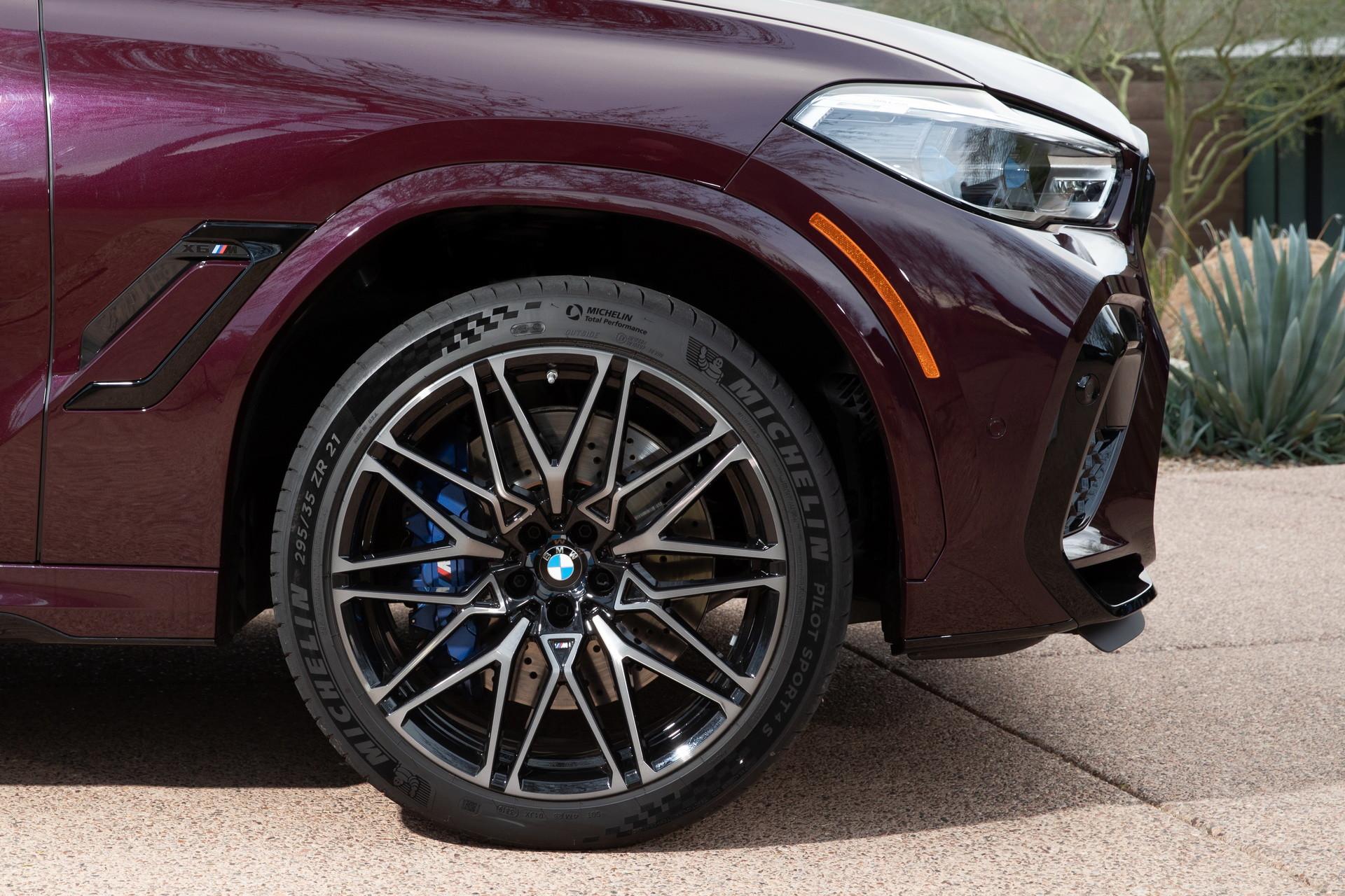 Foto de BMW X5 y X6 M Competition (23/31)