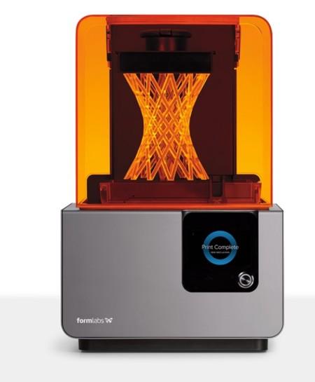 Ya llegan las impresoras 3D más potentes, con mejor resolución y en mayor formato