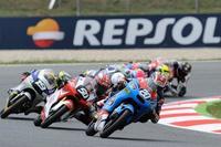 FIM CEV Repsol 2014: Quartararo, Raffin y Noyes vuelven a repartirse las victorias  en Barcelona-Catalunya