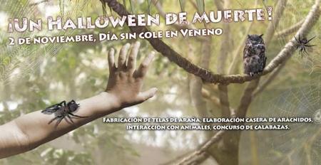 Halloween: día sin cole para pasárselo de muerte en Faunia