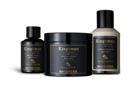 La Cinta Kingsman The Golden Circle Inspira Ahora Una Coleccion De Productos Para La Barba