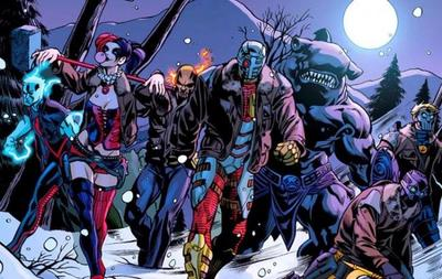 'Suicide Squad': 'Doce del Patíbulo' con supervillanos
