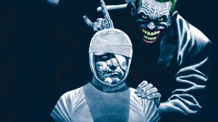 En 'Noche oscura', Paul Dini abre la puerta de su infierno personal