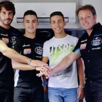 Enea Bastianini ficha por el Estrella Galicia, donde será compañero de Arón Canet en Moto3 2017