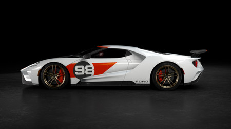 Ford Gt Heritage Edition 2021 16