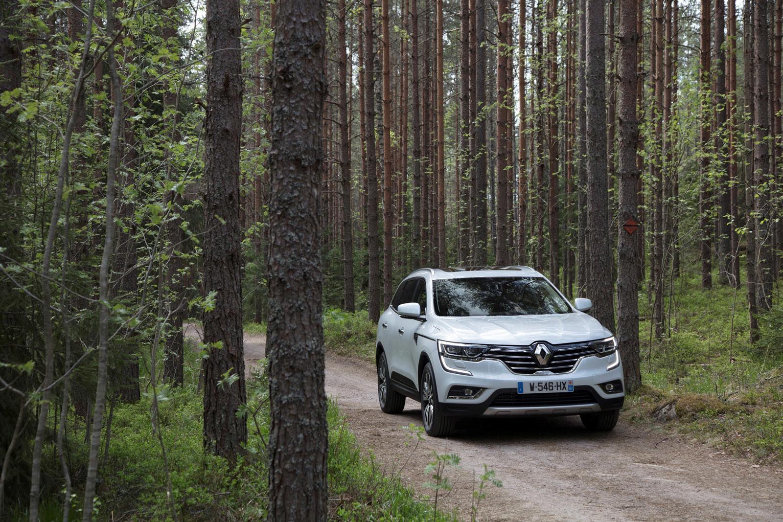 Foto de Renault Koleos 2017, toma de contacto (97/145)