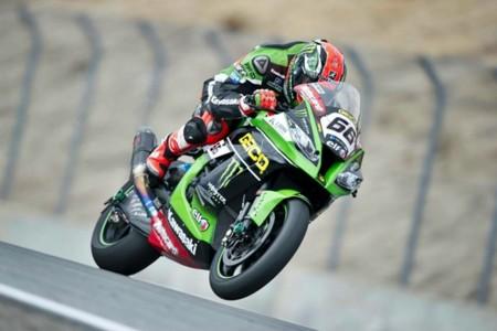 Tom Sykes Superbikes Estados Unidos 2015
